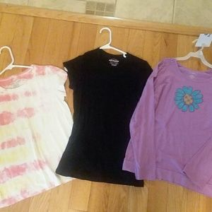 Other - 3 girls tops size 18